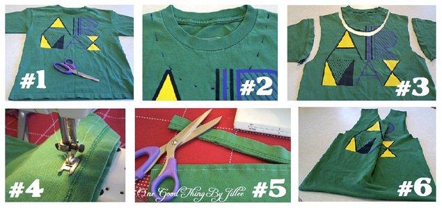 recycling t-shirts 2