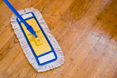 Clean Hardwood Floors In 3 Simple Steps