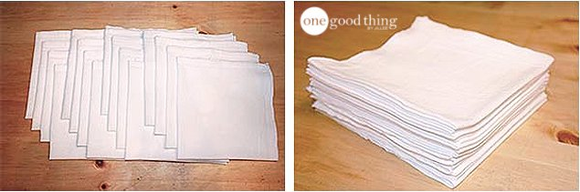 Paper towel alternative