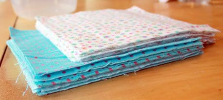homemade boogie wipes