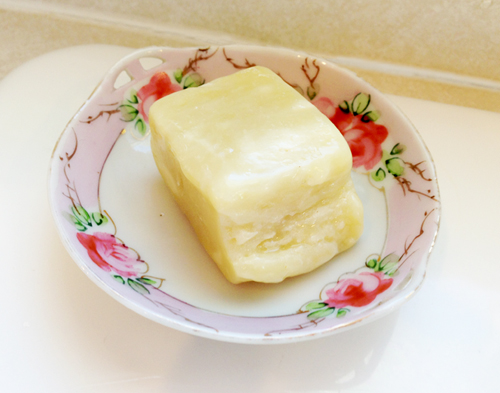 make your own bar soap