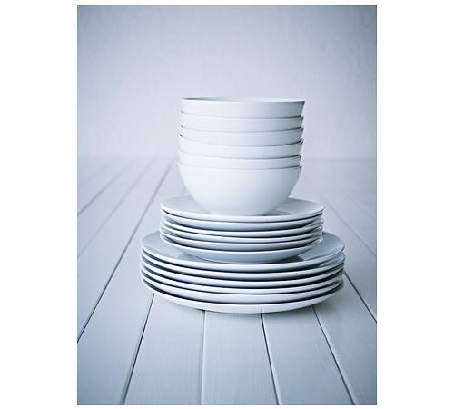 IKEA plates