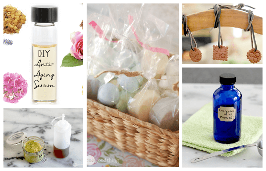 My Top 25 Homemade Holiday Gift Ideas With Essential Oils