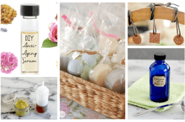 Gifts with Essential Oils