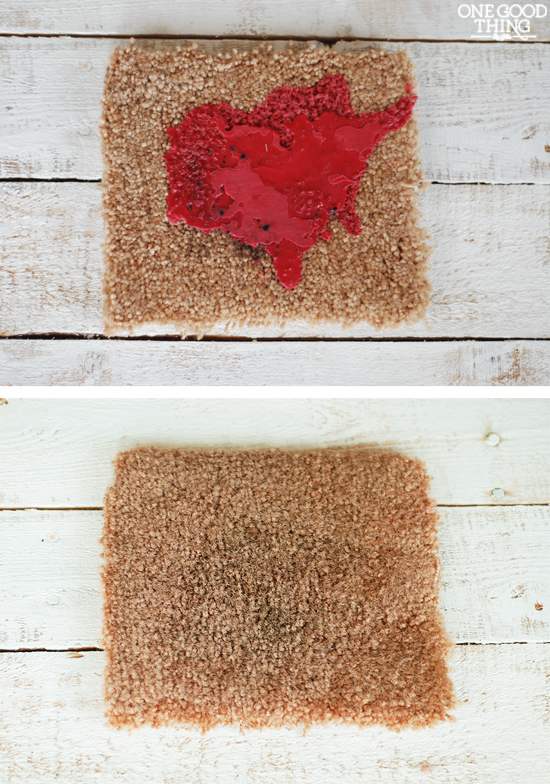 Removing Candle Wax From Carpet