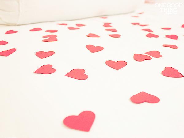 """Valentine """"heart attack"""""""