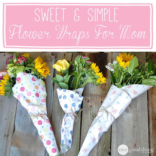Flower Wraps