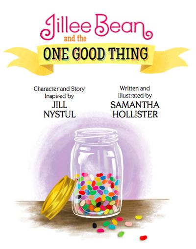 Jillee Bean Book 6