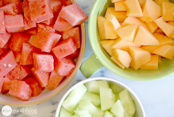 Melon Granitas