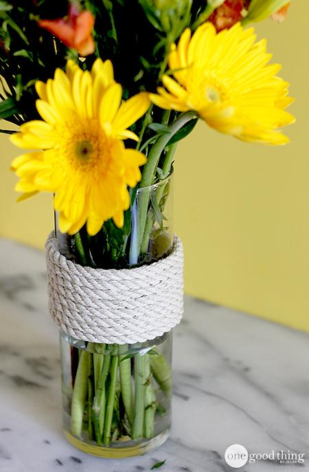 Rope Vase