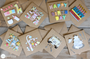 Make Your Own Greeting Cards In Less Than 30-Seconds!