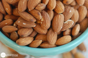 Power of Almonds
