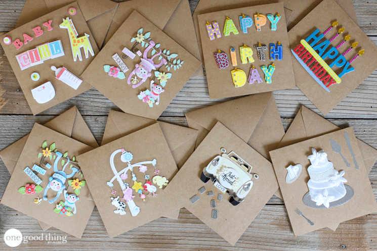 Make Your Own Greeting Cards In Less