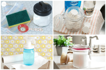 Cleaners: Homemade vs. Store Bought