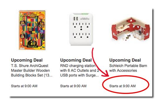 Amazon Lightening Deals 12