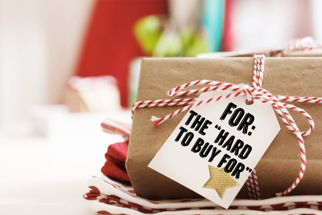 Hard To Buy Gifts