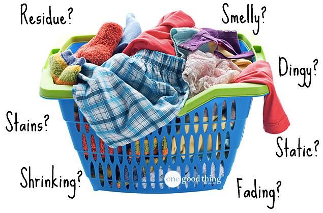 Common Laundry Problems