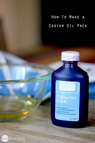 Castor Oil Packs 10
