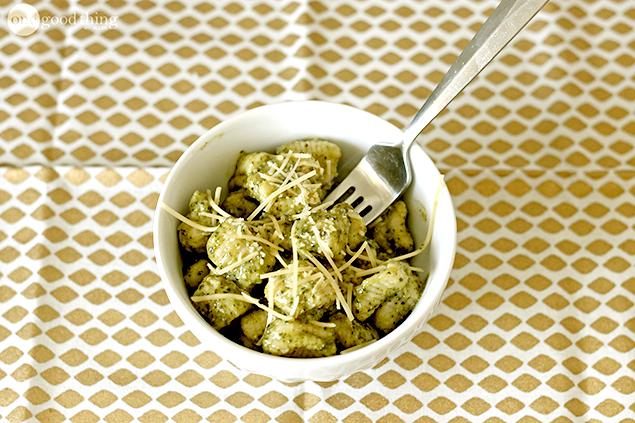 Homemade Gnocchi 4