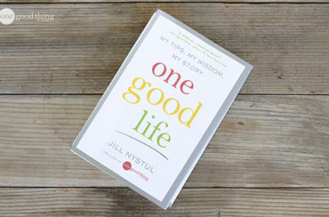 One Good Life book