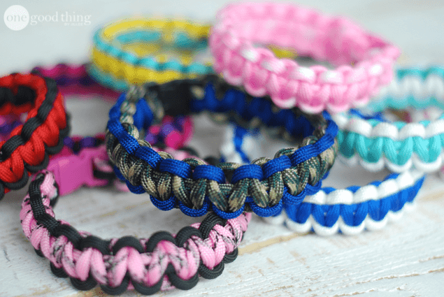 Make Your Own Mosquito Repellent Bracelet