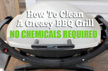 Clean your bbq grill