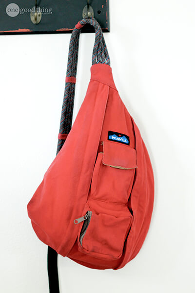 Clean Your Backpack