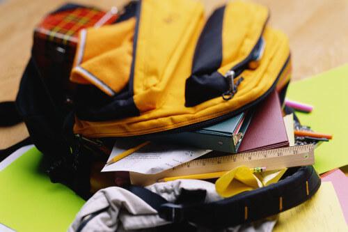 Clean a Backpack