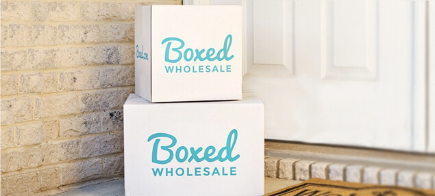 Boxed products 7