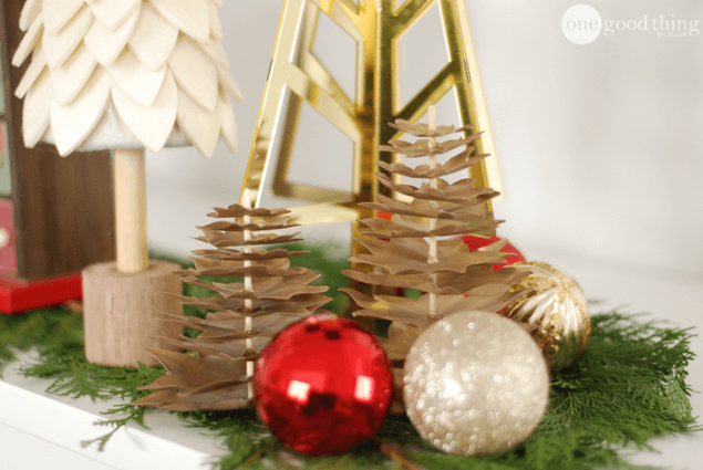 Kraft Paper Christmas Decor