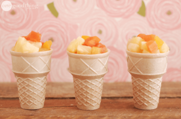 Delicious, Creative Uses for Ice Cream Cones