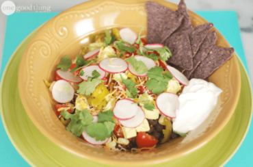 Vegetarian Burrito Bowls for Meatless Monday