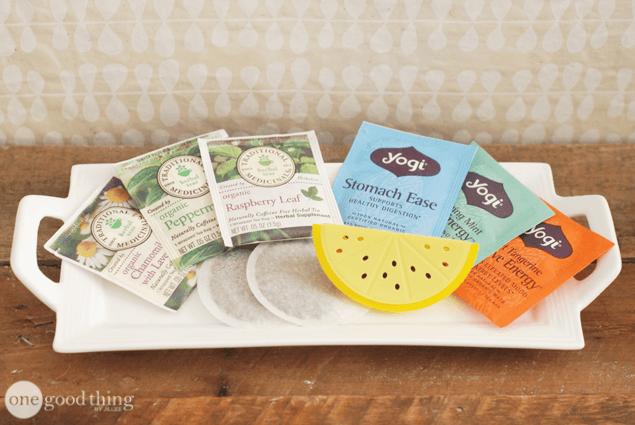 Tea Treatments for Common Ailments