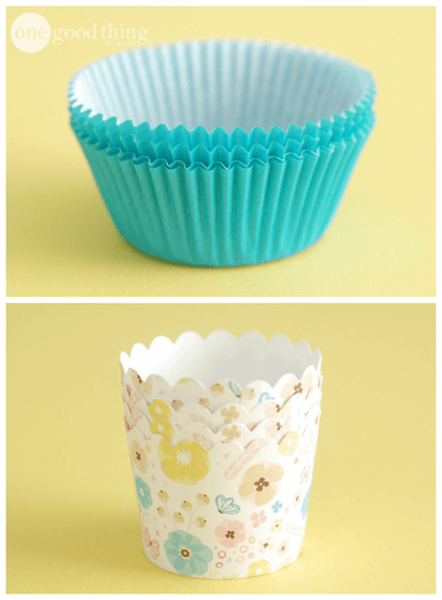 Clever Uses for Cupcake Liners