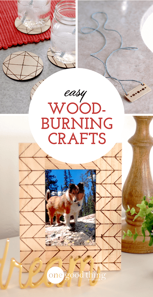 Wood Burning Craft