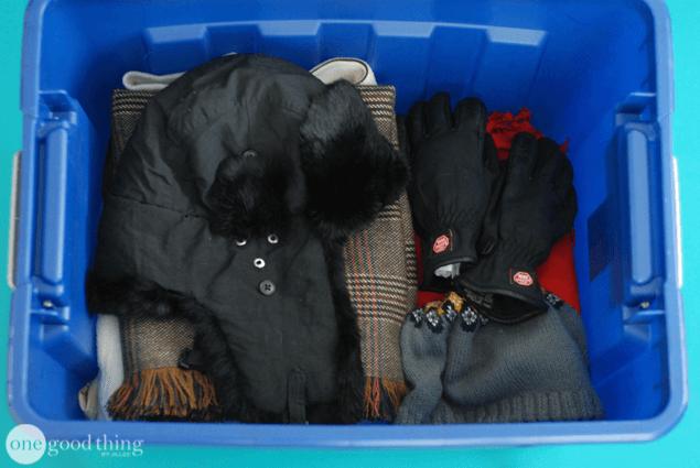 Winter Wardrobe Hibernation Tips