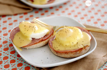 Foolproof poached eggs