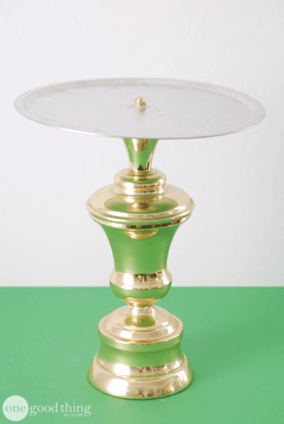 DIY Lamp Tray