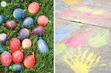 chalk bombs