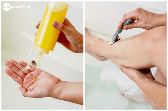 How To Make A Simple Exfoliating Scrub For Your Smoothest Legs Ever
