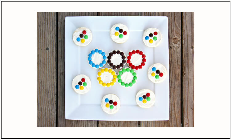 Celebrate The Olympic Games