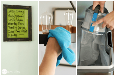 Ways You're Making Housecleaning Harder Than It Needs To Be