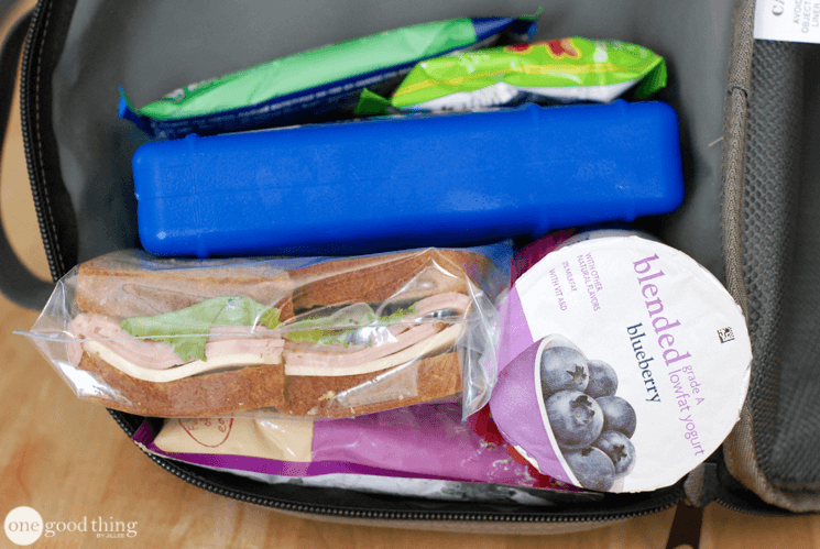 Anatomy of A Safe School Lunch