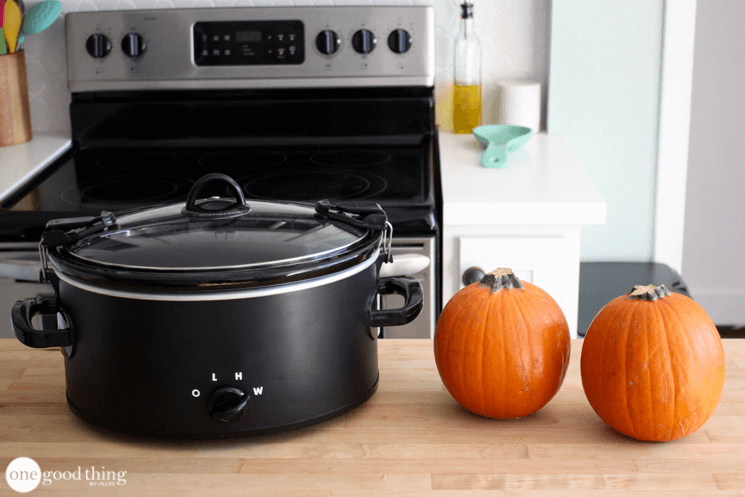 How To Cook A Pumpkin In Your Crockpot