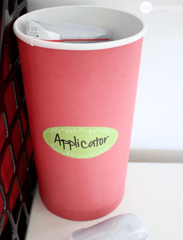 Make Your Own Medication Station