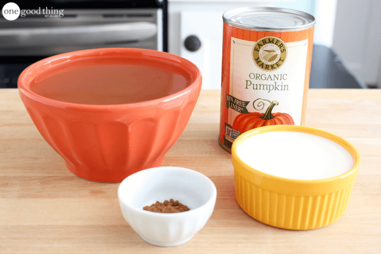 Uses for Canned Pumpkin