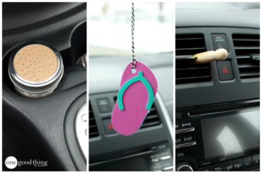 Homemade Car Air Fresheners