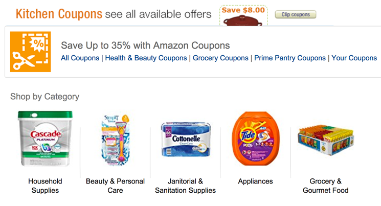 How To Use Amazon's Subscribe & Save Program