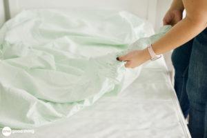 clear off mattress