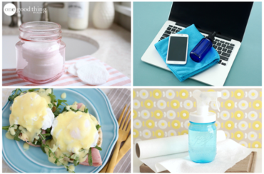 50 Amazing Ways To Use Vinegar